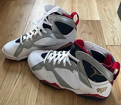 purchase cheap 39ad7 839be Air Jordan 7 Retro For The Love Of The Game White MTLLC Gold-tr Rd
