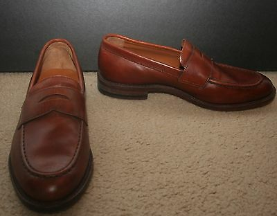 6b962aea648 J.CREW LUDLOW PENNY Loafers Size 8M English Tan A4362 -  169.09 ...