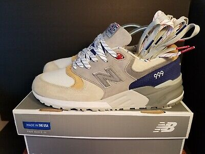 timeless design 3f718 925dc NEW BALANCE X CONCEPTS 999 KENNEDY HYANNIS 2017 CNCPTS SIZE 10.5 VNDS