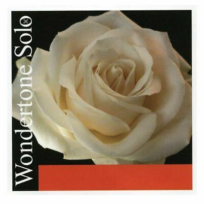 "Pirastro 4/4 Violin ""Wondertone Solo"" A string - Single String Aluminium wound"