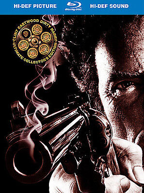 The Dirty Harry Series (Blu-ray, 2008, 5-Disc Set, Ultimate Collectors Edition)