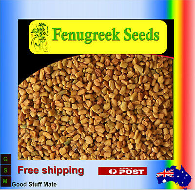 AU Seller ORGANIC FENUGREEK SEED METHI- Very High Quality FAST FREE SHIPPING