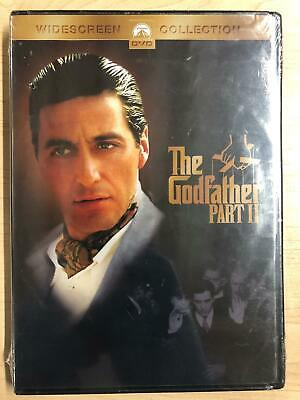 The Godfather Part II (DVD, 1974, widescreen)- NEW19