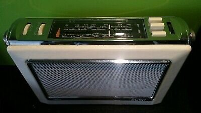 Bush TR130 Transistor Radio Reproduction