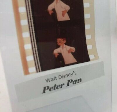 Disney's PETER PAN Authentic Animation Movie/Film 5-Cells Strip JOHN DARLING