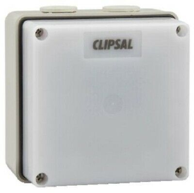 Clipsal C-BUS LIGHT LEVEL SENSOR 40-1600lux 240V 1-Channel Weatherproof