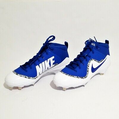 17821884dd0 Men s Nike Force 917920-444 Air Trout 4 Pro Metal Mid Baseball Cleats Size  12
