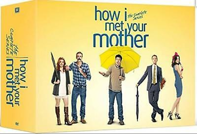 How I Met Your Mother: The Complete Series Season 1-9 (DVD 28-Disc Box Set) New