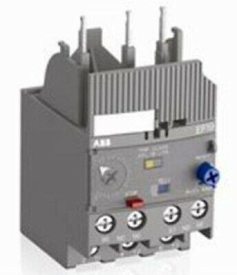 ABB ELECTRONIC OVERLOAD RELAY 690V 3-Poles Self Supplied- 1.9-6.3A Or 5.7-18.9A