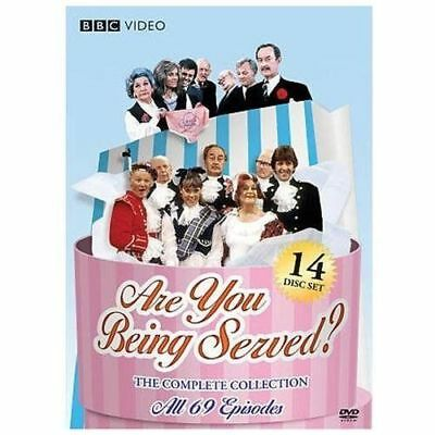 Are You Being Served: The Complete Collection All 69 Episodes (DVD,14-Disc Set)