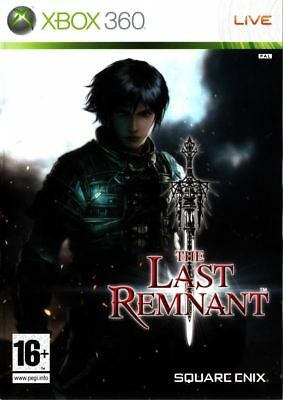 The Last Remnant Game | XBOX 360 | Brand New & Sealed