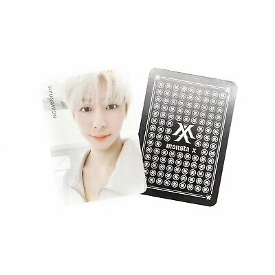 [MONSTA X]2nd Album Take.2 'WE ARE HERE' Official Photocard/HYUNGWON 6
