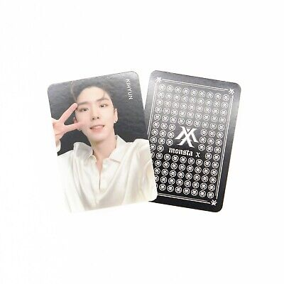 [MONSTA X] Take.2 'WE ARE HERE' Album Official Photocard - KIHYUN 8