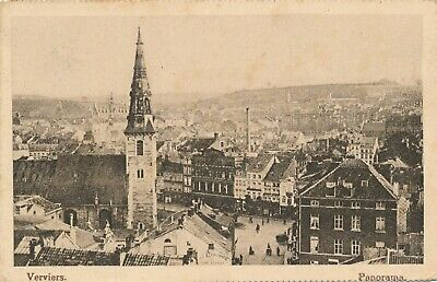 CPA - Belgique - Verviers - Panorama