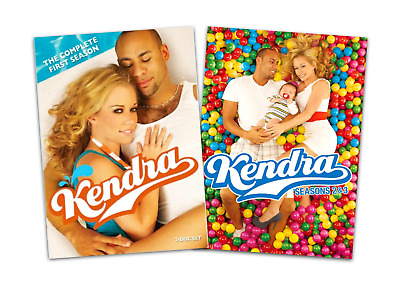 Kendra: Complete Series Seasons 1-3 (DVD, 5-Disc Collection) Brand New