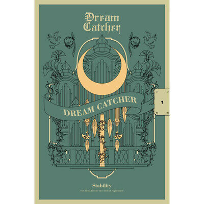 DREAM CATCHER - mini Vol.4 The End of Nightmare (Stability ver ) K-pop CD POSTER