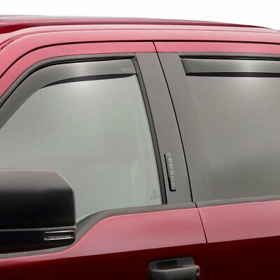 Ford F150 side window deflectors 2015+