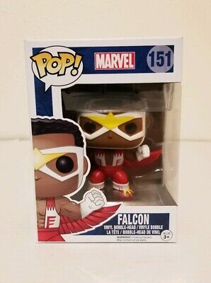 FUNKO POP! MARVEL  Falcon 151 vaulted