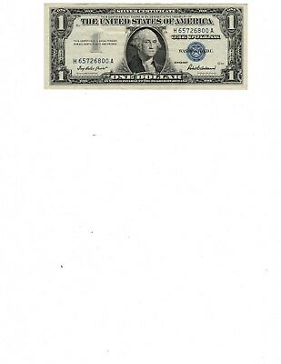 1957 One $1 Dollar Silver Certificate Notes VG - F 2 DAY SPECIAL PRICING