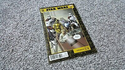 STAR WARS #31 - 40th ANNIVERSARY VARIANT (2017) MARVEL SERIES