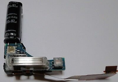 A-1254-671-A ST-133 FLASH BOARD COMPLETE for SONY DSC-W30, W35, W40, W50, W55,