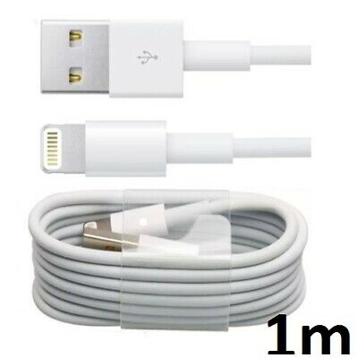Cable Chargeur 1 Metres Relax Pour Iphone 6 6S X 7 8 Plus Se 5S 5C Usb Sync