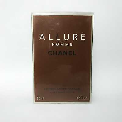 Chanel hombre ALLURE HOMME AFTER SHAVE LOTION 50 ml