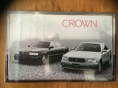 That's Pas-De-Deux 46 Toyota Crown Factory Sealed Audio Cassette Japan