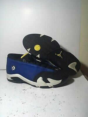 1a08c9ecce7 VINTAGE 1999 NIKE Air Jordan 14 Laney Size 10 Collectors OG - $72.00 ...