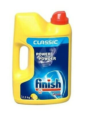 Finish Classic 2.5kg Dishwasher Powder