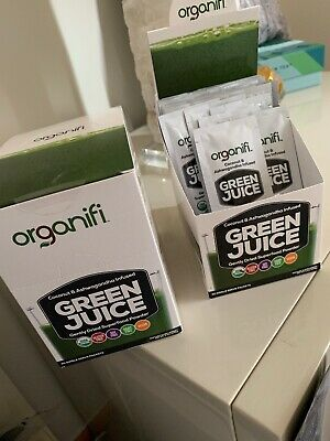 organifi green juice powder 30 Individual Packets For On The Go Convenience!
