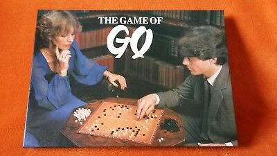 18f87e14b36 The Game Of Go Michael Stanfield Vintage Board Game In Vgc. Retro Game