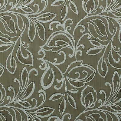 "Outdura Postrio Jute Beige Floral Outdoor Indoor Furniture Fabric By Yard 54""w"