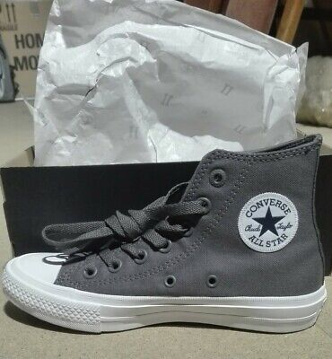 9f23bf6e606d3c Converse Chuck Taylor All Star 2 II Hi Thunder White 150147c Size UK 3.5