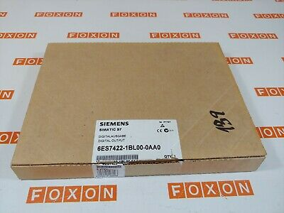 Siemens Simatic S7-400, Sm 422 Digi. Output 6Es7422-1Bl00-0Aa0 - New In Open Box