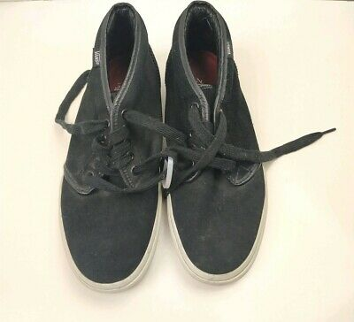 VANS Men s Chukka Boot black suede Supreme Size 9.5 4df19e0cc