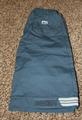 23d355305f8 NWT REI Baby  Toddler Storm Pull -ON Rain Pants SZ 12 months Blue  19.99 OBO