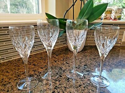 Waterford Crystal Nocturne Nightfall Water Goblet & Wine Glasses - 19 available