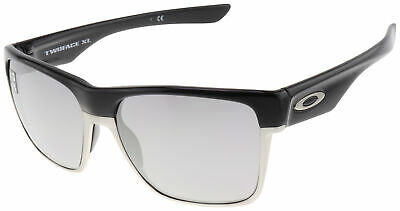 6428a27d13b 100% AUTHENTIC OAKLEY OO9350-04 TwoFace XL Polished Black with ...