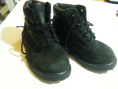 20c0131b4f Timberland Size 9 6 Inch Premium Baby Toddlers Boots Black Style 12807