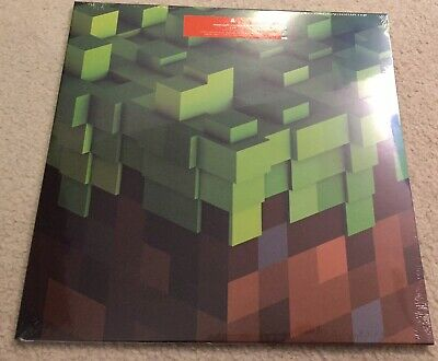 C418 Minecraft Volume Alpha Vinyl Green Standard Non-Lenticular Jacket IN HAND