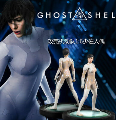 Ghost in the Shell 12'' The Major Kusanagi Motoko PVC Statue New