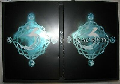 Sacred 3 Steelbook En Metal Collector