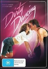 Dirty Dancing - Brand New & Sealed Dvd (Patrick Swayze, Jennifer Grey) Region 4