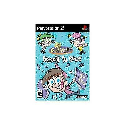 fairly odd parents breakin da rules pc download