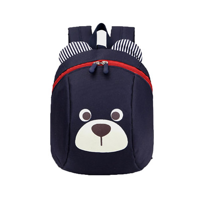 Comfysail Small Kids Backpack – Nylon Cute Bear Printed Toddler Navy Best  Gift f ea8d2e7d8d852