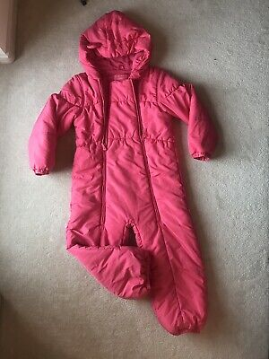 NEXT girl Overal / Snowsuit Size 5-6