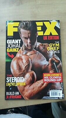 Flex - Bodybuilding Magazine November 2018 preowned