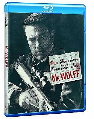 Mr. Wolff [Blu-ray] [Import italien]
