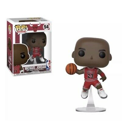 Funko Pop! Michael Jordan NBA Chicago Bulls #54 In Hand SOLDOUT / See All Pics